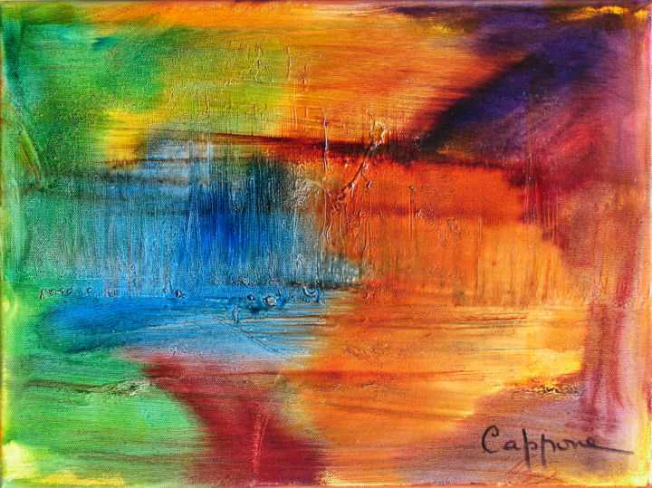 Cappone - Et L'Eau Monte - And Water Brings up